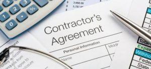 govt contract
